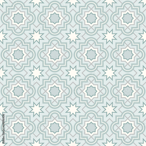 Tangled Lattice Pattern - 64846406