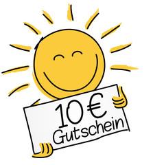 10 € Gutschein