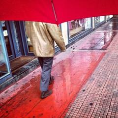 oggi è un giorno di pioggia