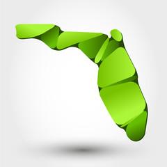 eco map of Florida