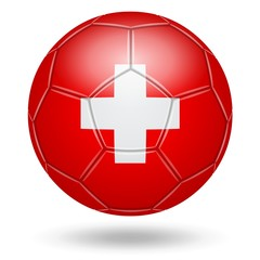Soccer. World cup. Group E. Switzerland