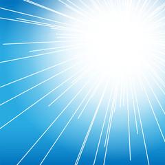 Sunny rays