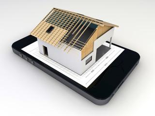Planung Haus
