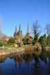 Cathedral, Lichfield, England © Arena Photo UK - 64854659