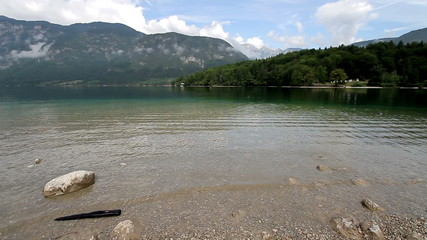 Bohinj Lake and Julian Alpes