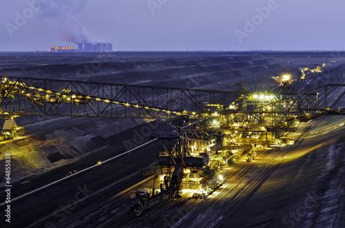 Tagebau bei Jänschwalde - 64855838