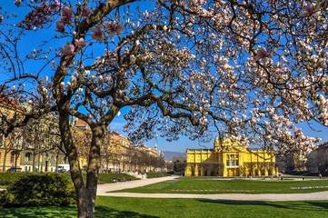 Zagreb, Art Pavilion