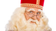 Sinterklaas close up on white background - 64861617