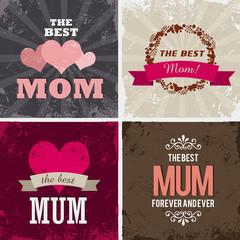 Cadre Fête des mères