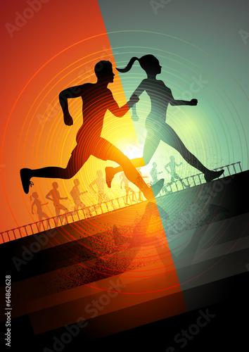 Running team - 64862628