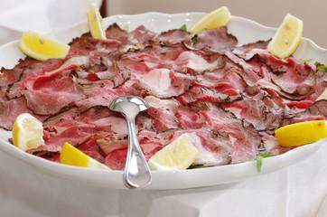 carne - antipasti