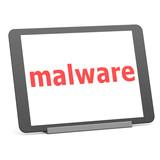 Tablet malware poster