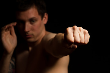 krav maga fist of warrior