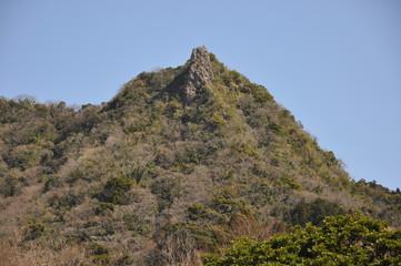 伊予ヶ岳 山