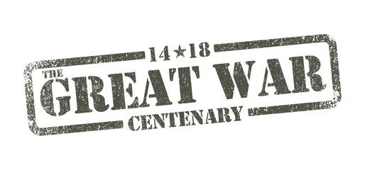 The Great War Centenary - inkpad