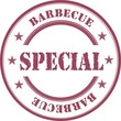 tampon spécial barbecue