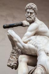 Ercole e il centauro - Loggia della Signoria
