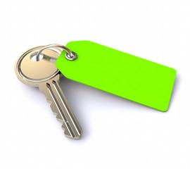 3D Key chain