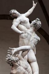 Il ratto delle Sabine - Loggia della Signoria - Firenze