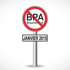 panneau : BPA (janvier 2015)