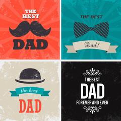Cadre Fête des pères