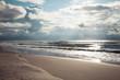 canvas print picture - Meeresrauschen