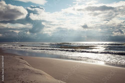 canvas print picture Meeresrauschen