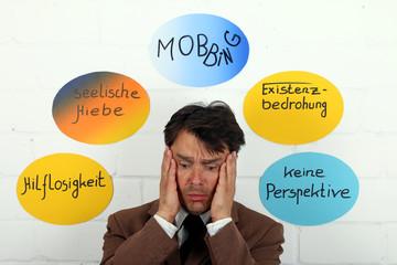 Mobbing, Existenzbedrohung,keine Perspektive