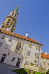 Stift Klosterneuburg Hofseite
