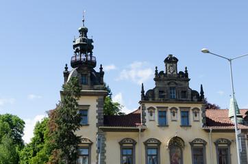 Townhouse called Kuchyòkovský