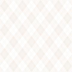 白いアーガイル柄 壁紙