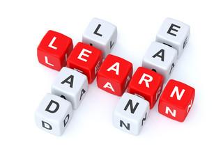 Learn Lead Earn crosswords