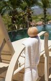 Poolside Coconut Water