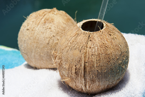 Two Coconut Waters