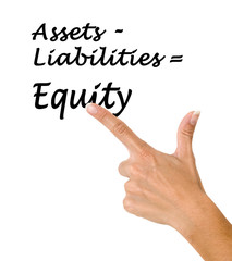 Equity equation