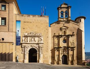 Museo de Navarra in Pamplona, Navarre