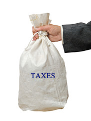 Collecting taxes