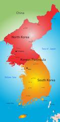 Koreas countries