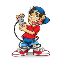 Fou Game Boy