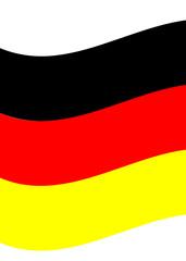Deutschland Fahne Flagge