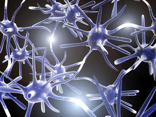 Impulses of neurons