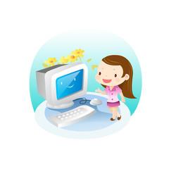 GII0853 Emotion Icons People