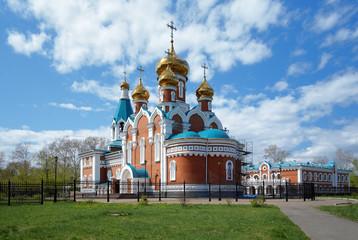 Church of Elijah the Prophet in Komsomolsk-on-Amur, Russia