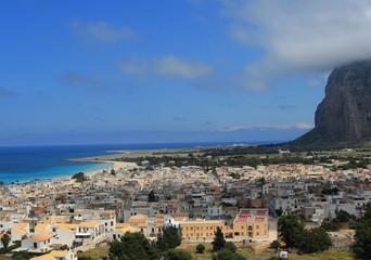 Panorama di San Vito Lo Capo