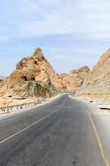 New route 49, Dhofar (Oman)