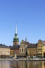Kornhamnstorg square, Stockholm