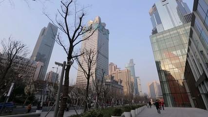 Shanghai City Life