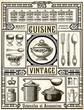 Cuisine Vintage