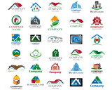 House icon set project 1 - 64909003