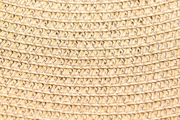 the wicker background